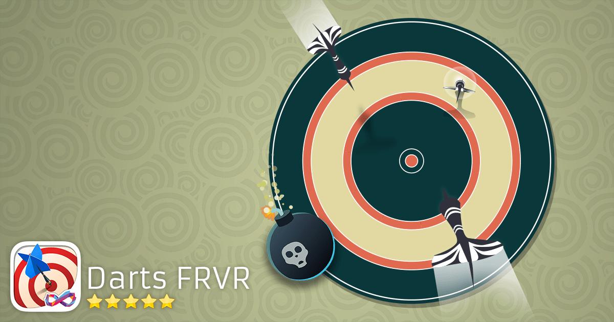 Play Darts Frvr Throw A Bullseye